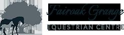 Fairoak Grange Equestrian Centre