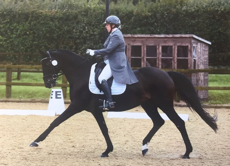 Tamsin qualifies for PetPlan at PSG and Inter  I