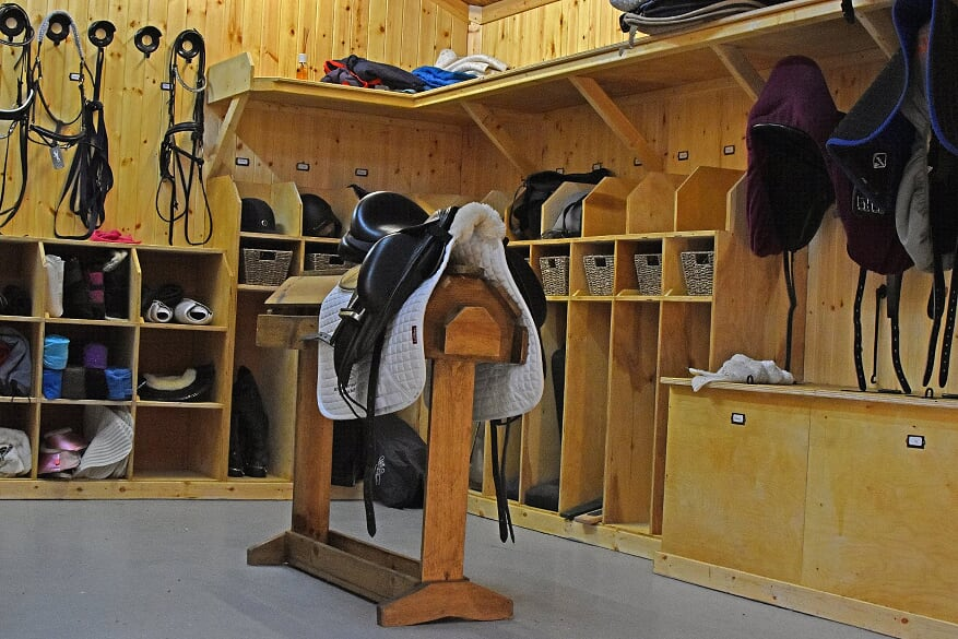 Livery Tack Room